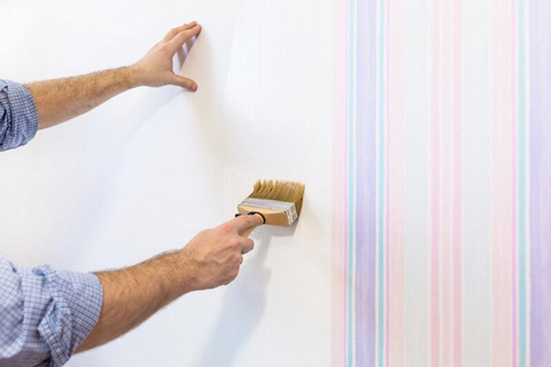 เลือกทาสีผนังที่ป้องกันความชื้น