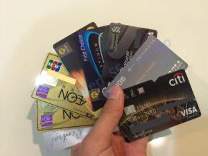 อย่าสมัครบัตรเครดิตพร้อมกันทีเดียวหลาย ๆ ใบ