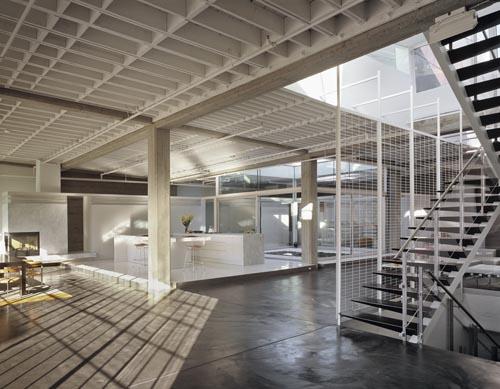 บ้านโครงสร้างคอนกรีตเสริมเหล็ก